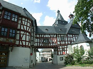 Amthof in Bad Camberg (c) VolkerThies / Wikipedia