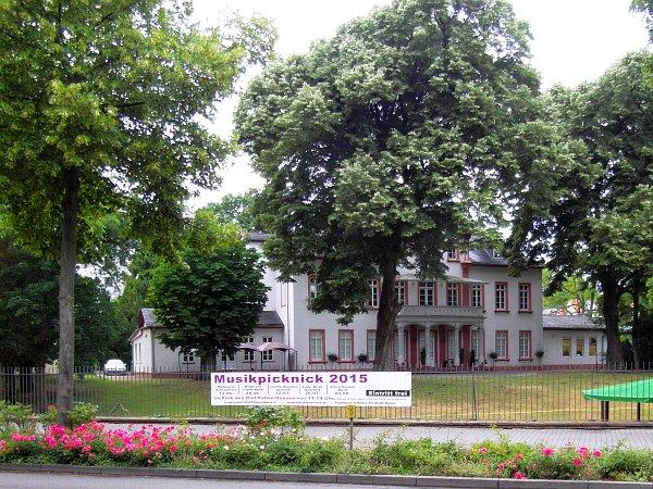 Olov-Palme-Haus und Garten (c) HESSENMAGAZIN.de