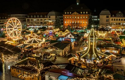 Hanau Weihnachtsmarkt (c) Hanau Marketing GmbH