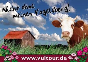 Vogelsberg - Sticker (c) HESSENMAGAZIN.de